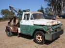 1957 Ford F350 tow truck front For Sale