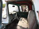 1957 Ford tow truck  interior