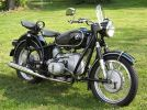 1959 BMW R Series right front