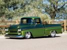 1959 Chevrolet Apache Half Ton Pickup Truck left front