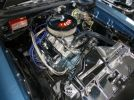 68 Pontiac GTO engine