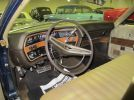 1969 Ford Country Squire Station wagon interior