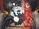 70 Pontiac Firebird 350 Esprit engine