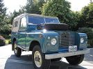 1971 Land Rover front