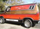 1977 Ford Custom good time van side profile For Sale