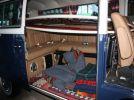 1978 Volkswagen Microbus interior