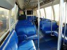 Inside of 1980 GMC motor coach