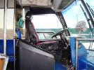 Drivers seat in GMC bus