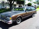 1985 Buick LeSabre Estate Station Wagon left front