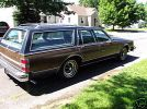1985 Buick LeSabre Station Wagon right rear