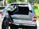 1985 Buick Estate Station Wagon interior rear