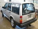 1986 Volvo 740 Station Wagon left rear