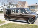 1988 Ford E150 Custom conversion front