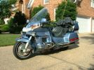 1990 Honda Gold Wing GL1500 left side