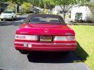 93 Cadillac Allante rear