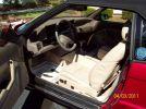 1993 Cadillac Allante interior