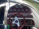 1996 Maxum 1900 cockpit