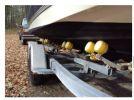 1997 Bayliner Capri boat trailer