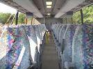 1998 Van Hool T940 interior