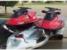 1999 seadoo GSX jet skis front