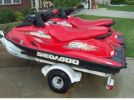 1999 seadoo GSX jet skis right side