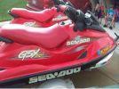 1999 seadoo GSX jet skis left side