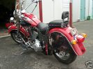 2000 INDIAN CHIEF left rear