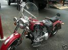 2000 INDIAN CHIEF left front