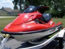 2000 KAWASAKI WAVERUNNER ULTRA 150 left front