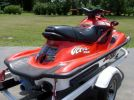 2000 KAWASAKI WAVERUNNER ULTRA right rear