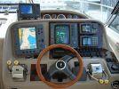 Control panel on the 2000 Sea Ray Cruiser