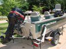 2000 Tracker Pro Angler right rear