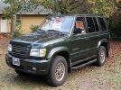 2001 Isuzu Trooper Limited Edition SUV front