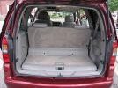 2001 Oldsmobile Minivan interior rear