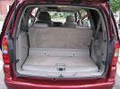 2001 Oldsmobile Minivan interior rear