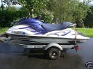 2001 Yamaha gp1200 Waverunner left side
