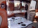 Bar in Cadillac  stretch limo
