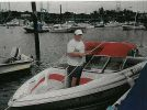 2003 Larson Bowrider front