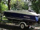 2005 Monterey 180FS boat side
