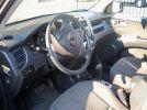 2006 Kia Sportage interior front