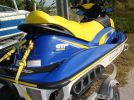 2006 Seadoo GTI SE wave runner rear profile