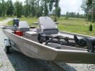 2007 Alumacraft CRAPPIE right front