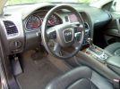2007 Audi Q7 interior front