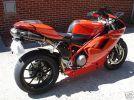 2007 Ducati Superbike right rear