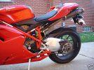 2007 Ducati rear