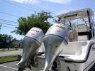 2008 Mako 264 express boat stern