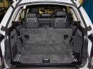 2009 BMW SUV  interior rear
