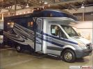 NEW 2009 FLEETWOOD PULSE 24D CLASS C MOTORHOME D right front