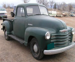 Image of a 1952 Chevrolet Other