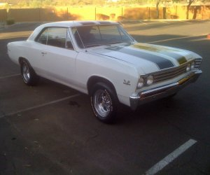Image of a 1967 Chevrolet chevelle